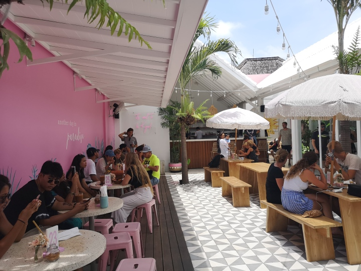 Eating out in Seminyak: KyndCafe